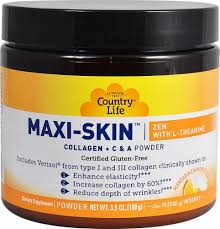 Country Life MAXI-SKIN™ Zen with L-Theanine Mandarin ... - Kroger