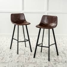 dax faux leather snake skin pattern barstool set of 2 by christopher knight home antalyaa bar stool