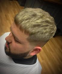 mod style box fringe with textured top... - Hare Inn Barbers | Facebook