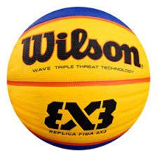 <b>Мяч баскетбольный WILSON FIBA3x3</b> Replica, WTB1033XB ...