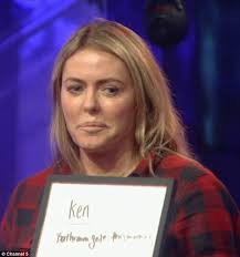 john and ken despicable humans you get my vote patsy kensit was among the seven housemates who nominated ken to