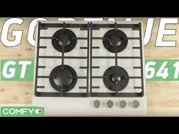 <b>Gorenje</b> GT 641 U- <b>газовая варочная</b> поверхность из закаленного ...