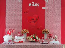 Resultado de imagem para decoração para o dia das mães