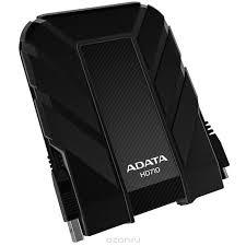 <b>ADATA HD710</b> 1TB USB3.0, Black внешний <b>жесткий диск</b> ...