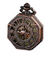 <b>Watch</b>,Pocket <b>Watch</b>,<b>Mens</b> Classic Skeleton <b>Mechanical Watch</b> ...