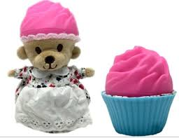 <b>Игрушка</b> Cupcake Bears <b>Медвежонок в</b> капкейке в ассортименте ...