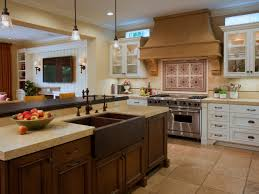 hammered copper kitchen sink:  hammered copper kitchen sink espresso marble kitchen island with