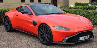 Aston <b>Martin</b> Vantage (2018) - Wikipedia