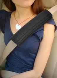 <b>2pcs</b>/set Universal <b>Cotton</b> Seat belt Shoulder Pads covers emblems ...
