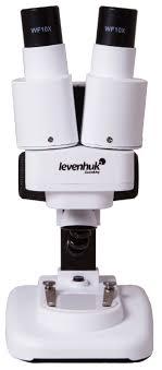 Купить <b>Микроскоп LEVENHUK 1ST</b> белый по низкой цене с ...