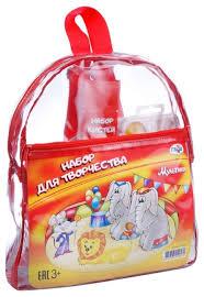 ГАММА <b>Набор для творчества</b> Мультики в рюкзаке (2405192 ...