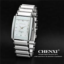 CHENXI <b>Quartz Watch</b> Women <b>Men</b> Lover Ceramic <b>Watches 2016</b> ...