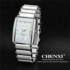 CHENXI Quartz Watch Women <b>Men</b> Lover Ceramic Watches <b>2016</b> ...