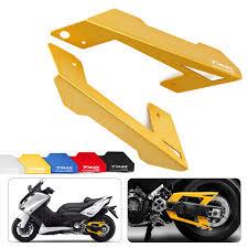 <b>Motorcycle</b> Belt Guard Cover Protector For <b>Yamaha</b> T MAX <b>TMAX</b> ...