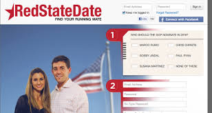 Dating site for neocon political junkies   Like we need them reproducing