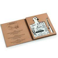 «Сервировочный <b>набор для сыра</b> Zeller: нож, доска фарфоровая ...