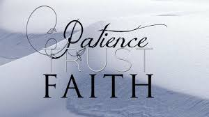 Image result for patience pillar of love