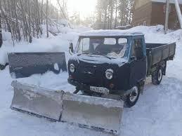 Чистим <b>снег</b>