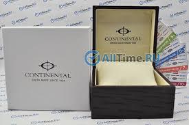 Наручные <b>часы Continental 14605</b>-<b>GC154420</b> — купить в ...
