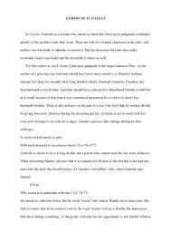 example bad essay