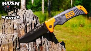 <b>Нож</b> выживания <b>Gerber</b> Bear Grylls Scout (Survival <b>knife</b>) - YouTube
