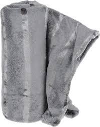 <b>Плед TexRepublic</b> Joy, 8974, серый, 200 х 220 см — купить в ...