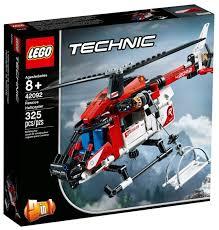 <b>Конструктор LEGO Technic</b> 42092 <b>Спасательный</b> вертолёт ...