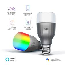 <b>Mi LED Smart Bulb</b>(White and Color): Amazon.in: Computers ...