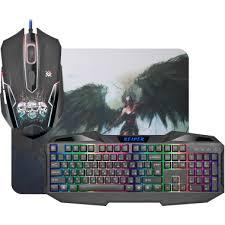 Игровой <b>набор Defender Reaper MKP-018</b>, мышь + клавиатура + ...