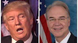 Image result for tom price US senate