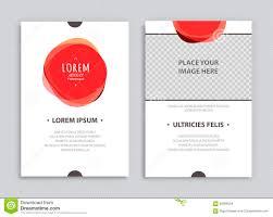 creative brochure templates stock vector image  creative brochure templates
