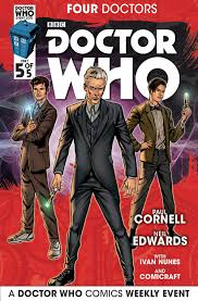 interview doctor who four doctors author paul cornell interview doctor who four doctors author paul cornell