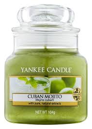 <b>Ароматическая свеча Cuban Mojito</b> Yankee Candle купить в ...