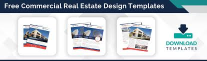 essential considerations for commercial real estate flyers commercial real estate design templates