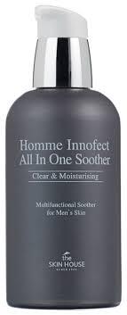 The Skin House Ухаживающее <b>средство</b> для лица Homme ...
