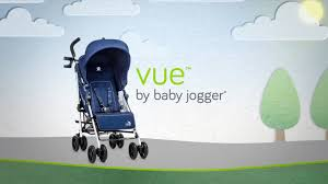Vue <b>Reversible</b> Umbrella <b>Stroller</b> by <b>Baby</b> Jogger - YouTube