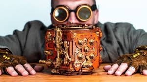 Solving The RAREST Puzzle Box in the World!! (<b>Steampunk</b> Puzzle ...
