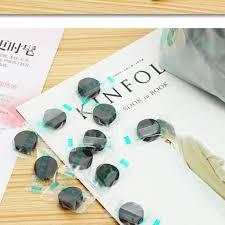 Online Shop 30/50/100 Pieces <b>Facial Natural</b> Bamboo Charcoal ...