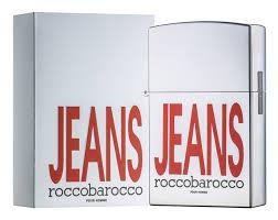 <b>Rocco Barocco Silver Jeans</b> Pour Homme Eau De Toilette 75ml Spray