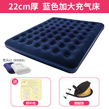 Buy <b>Bestway</b> inflatable bed double family single inflatable mattress ...