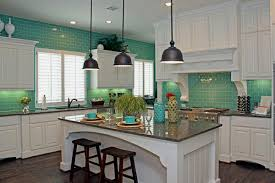 subway kitchen cabinets enchanting yellow subway tiles in modern kitchens