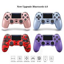 13 Colors <b>Wireless Gamepad Bluetooth Controller</b> Joystick For <b>PS4</b> ...