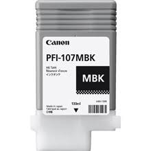 <b>Canon PFI-107 MBK</b> Matte Black Ink Cartridge (130ml)