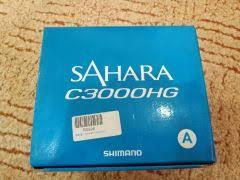 <b>Катушка Shimano sahara</b> С3000HG - Хобби и отдых, Охота и ...