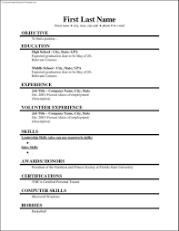 college student resume template word college resume  resume
