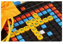 <b>Настольная игра Биплант</b> Эрудит. Балда, 7+ — купить за 550 руб.