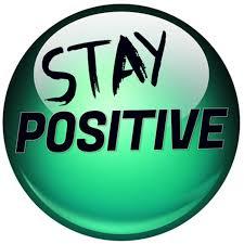 Be Positive Stay Positive Podcast
