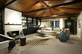 Rugs In Living Rooms 17 Zebra Living Room Decor Ideas Pictures