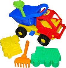 <b>Полесье</b> Набор <b>игрушек</b> для песочницы №41 <b>Кузя</b>-2, цвет в ...