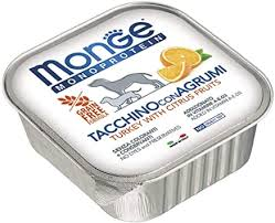 <b>MONGE Monoprotein Solo</b> Tacchino with Agrumi Moisture Room for ...